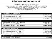 kassahuur-rapportage-btw